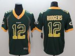 Green Bay Packers #12 Rodgers-033 Jerseys