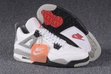 Men Air Jordans 4-021 Shoes
