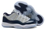 Men Air Jordans 11 Low-013 Shoes