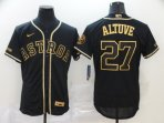 Houston Astros #27 Altuve-004 Stitched Jerseys