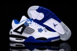 Men Air Jordans 4-027 Shoes