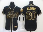 New York Mets #20 Alonso-003 Stitched Jerseys